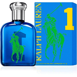Big Pony 1 Blue Edt Ralph Lauren 125 ml Hombre