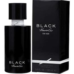 Black For Her EDP 100ml Mujer Kenneth Cole