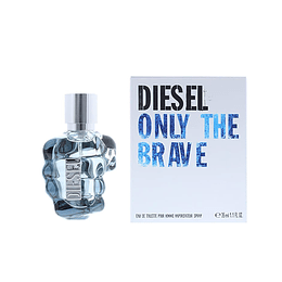 DIESEL ONLY THE BRAVE EDT 35ML HOMBRE