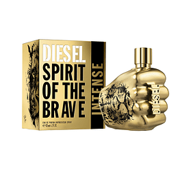 SPIRIT OF THE BRAVE INTENSE DIESEL EDP 125 ML HOMBRE