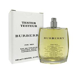 Burberry For Men Edt 100ML Hombre Tester