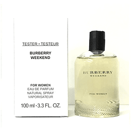 Burberry Weekend For Women Edp 100Ml Mujer Tester