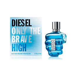 DIESEL ONLY THE BRAVE HIGH EDT 75ML HOMBRE