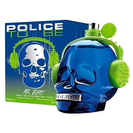 Police To Be Mr Beat Edt 125Ml Hombre