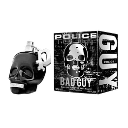 Police To Be Bad Guy Edt 125Ml Hombre