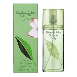 Green Tea Lotus Elizabeth Arden Edt 100Ml Mujer