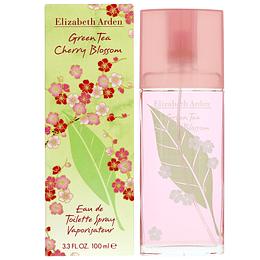 Green Tea Cherry Blossom Elizabeth Arden Edt 100Ml Mujer