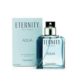 Eternity Aqua Calvin Klein Edt 200Ml Hombre