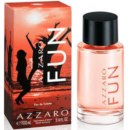Azzaro Fun Edt 100Ml Unisex