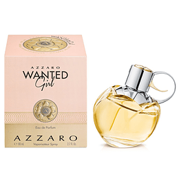 Azzaro Wanted Girl Edp 80Ml Mujer