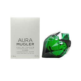 Aura Refillable Thierry Mugler Edp 90Ml Mujer Tester