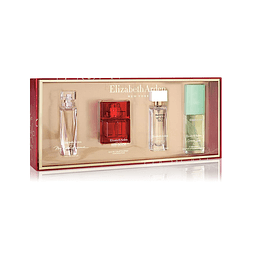 Estuche 4pcs Edt Mini My 5Th Av 7.5Ml+Red Door 10Ml+White Tea 10Ml+Green Tea Edp 15Ml Mujer