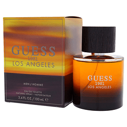 Guess 1981 Los Angeles Edt 100Ml Hombre
