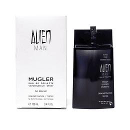 Alien Man Thierry Mugler Edt 100Ml Hombre Tester