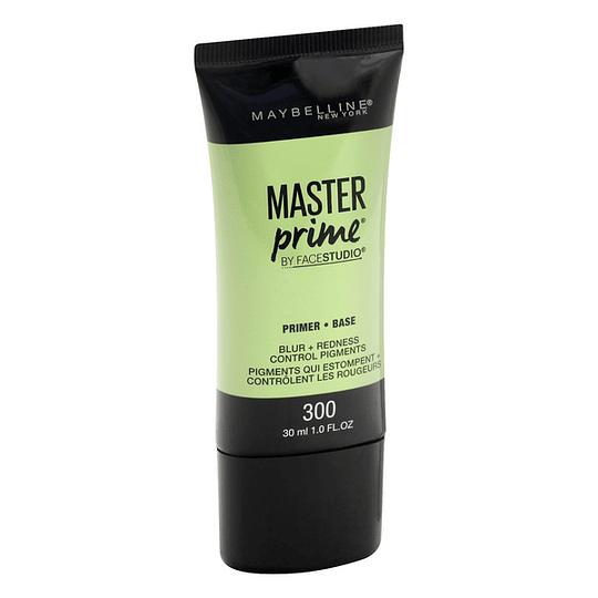 Primer Master Prime 300 Blur+Redness Control Maybelline