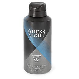 Guess Night 150Ml Hombre Desodorante