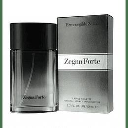 Zegna Forte Ermenegildo Zegna Edt 50 Ml Hombre