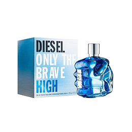 Only The Brave High Diesel Edt 125Ml Hombre
