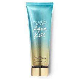 Aqua Kiss Fragance Lotion Crema 236ML Mujer Victoria Secret
