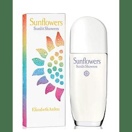 Sunflowers Sunlit Showers Elizabeth Arden Edt 100Ml Mujer