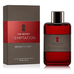 The Secret Temptation Antonio Banderas Edt 100Ml Hombre