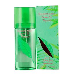 Green Tea Tropical Elizabeth Arden Edt 100Ml Mujer