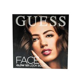 Estuche Guess Glow 101 Face (Eyeshadow+Mascara+Lipstick+Eye Linner)