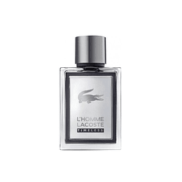 Lacoste L´Homme Timeless Edt 100 Ml Hombre Tester