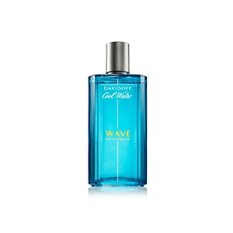 Cool Water Wave Davidoff Edt 125Ml Hombre Tester