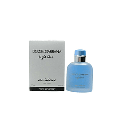 D&G Light Blue Eau Intense Edp 100Ml Hombre Tester