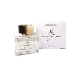 My Burberry Edt 90 Ml Mujer Tester