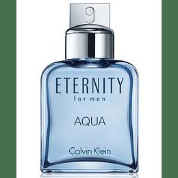 Eternity Aqua Calvin Klein Edt 100Ml Hombre Tester