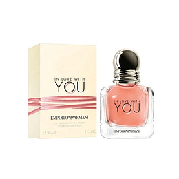 In Love With You Armani Edp 30Ml Mujer
