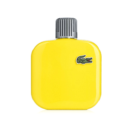 Lacoste L.12.12 Yellow Jaune Optimistic Edt 100Ml Hombre Tester