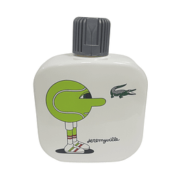 Lacoste L.12.12 Blanc Pure Collector Edition Edt 100 Ml Hombre Tester