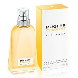Mugler Cologne Fly Away Edt 100Ml Unisex