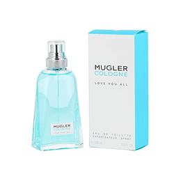 Mugler Cologne Love You All Edt 100Ml Unisex