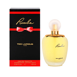 Rumba Ted Lapidus Edt 100Ml Mujer