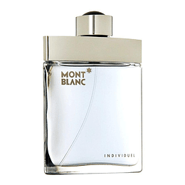 Individuel Mont Blanc Edt 75 Ml Hombre Tester