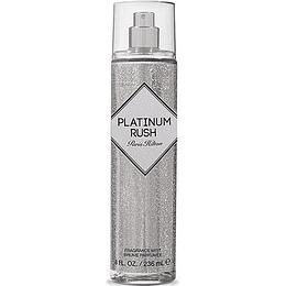 Platinum Rush Paris Hilton Body Mist 236Ml Mujer