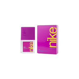 Nike Woman Pink Edt 30Ml Mujer