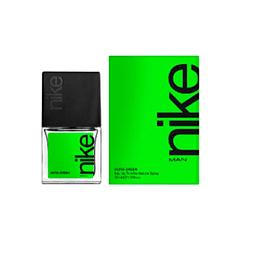 Nike Man Ultra Green Edt 30Ml Hombre