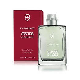 Swiss Army Unlimited Edt 75 ml hombre