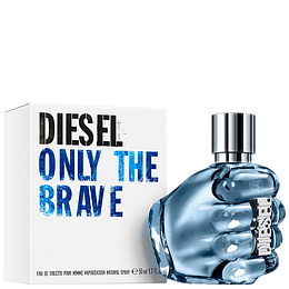 DIESEL ONLY THE BRAVE EDT 50ML HOMBRE