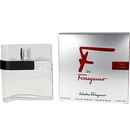 F By Ferragamo Pour Homme Edt 100Ml Hombre