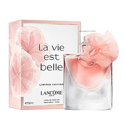 La Vie Est Belle Lancome Limited Edition 50ml Edp Mujer