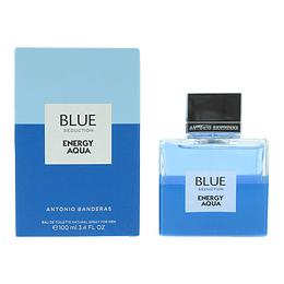 Blue Seduction Energy Aqua Edt 100Ml Hombre