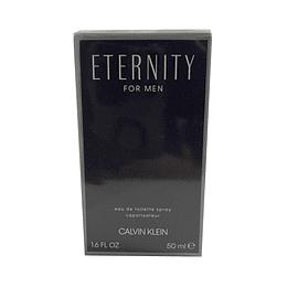 Eternity For Men Calvin Klein Edt 50Ml Hombre