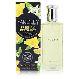 Yardley London Freesia & Bergamot Edt 125Ml Mujer