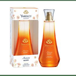 Yardley London Autumn Bloom Perfumed Edc 100Ml Mujer